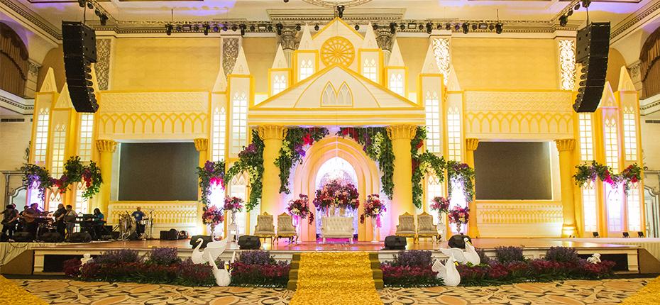 Winwin decoration medan jasa dekorasi pertama di kota medan regale pavilion ballroom medan junglespirit Images